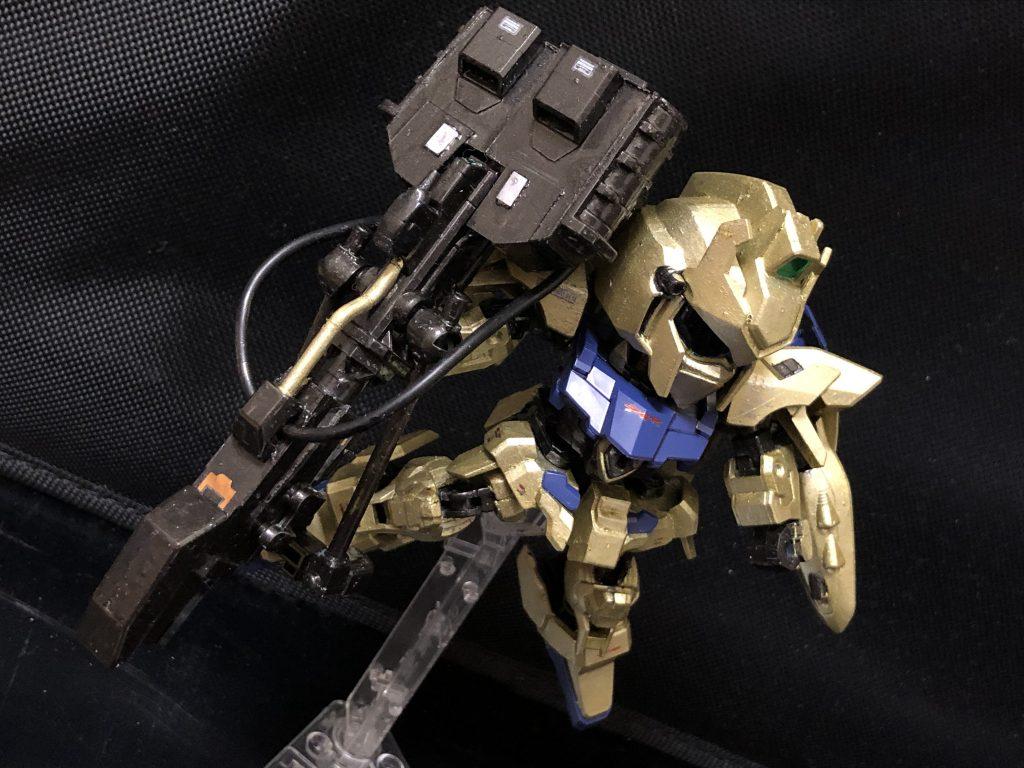可変型 SD 百改 (デルタプラス) アピールショット6