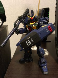 RG ガンダムMk-II ティターンズカラー