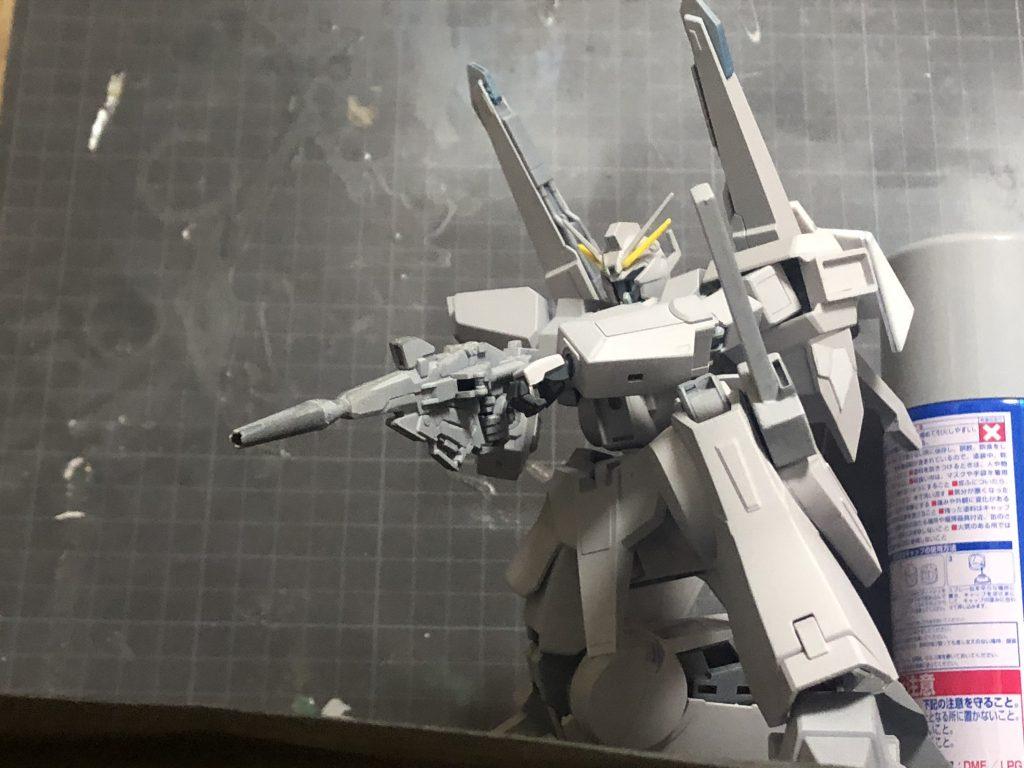 ARX-014 シルヴァ・バレト(改修機) 制作工程1