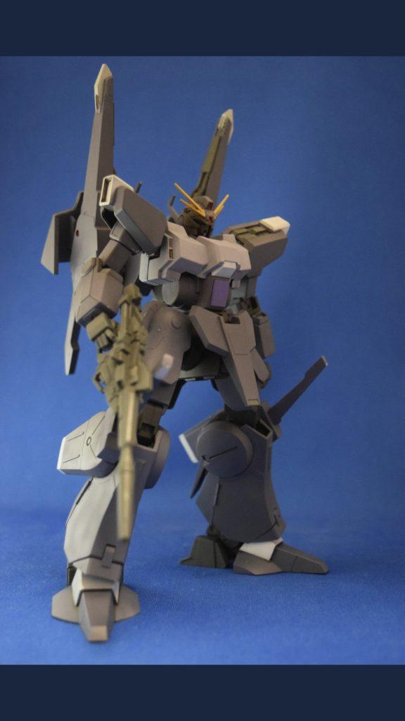 ARX-014 シルヴァ・バレト(改修機) アピールショット4
