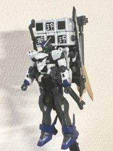 XM-XXX9999-L クロスボーンガンダム レイ ver.Tak