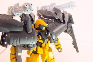 グレイズ 強襲装備試験機