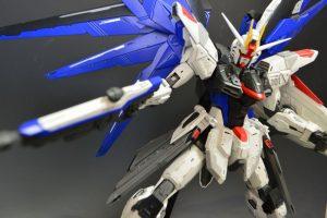 MGフリーダムVER2.0 METAL BUILD風