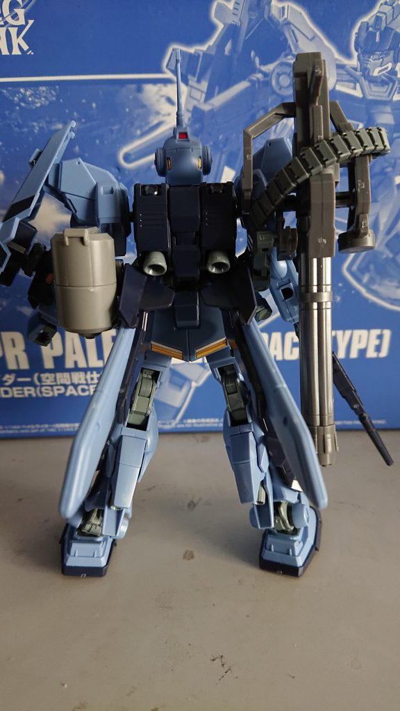 HG ペイルライダー(空間戦仕様) アピールショット5