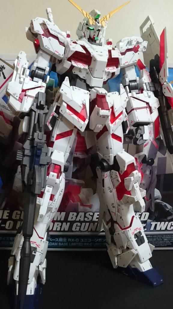 RX-0 ユニコーンガンダム Ver.TWC アピールショット3