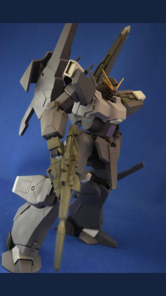 ARX-014 シルヴァ・バレト(改修機) アピールショット2