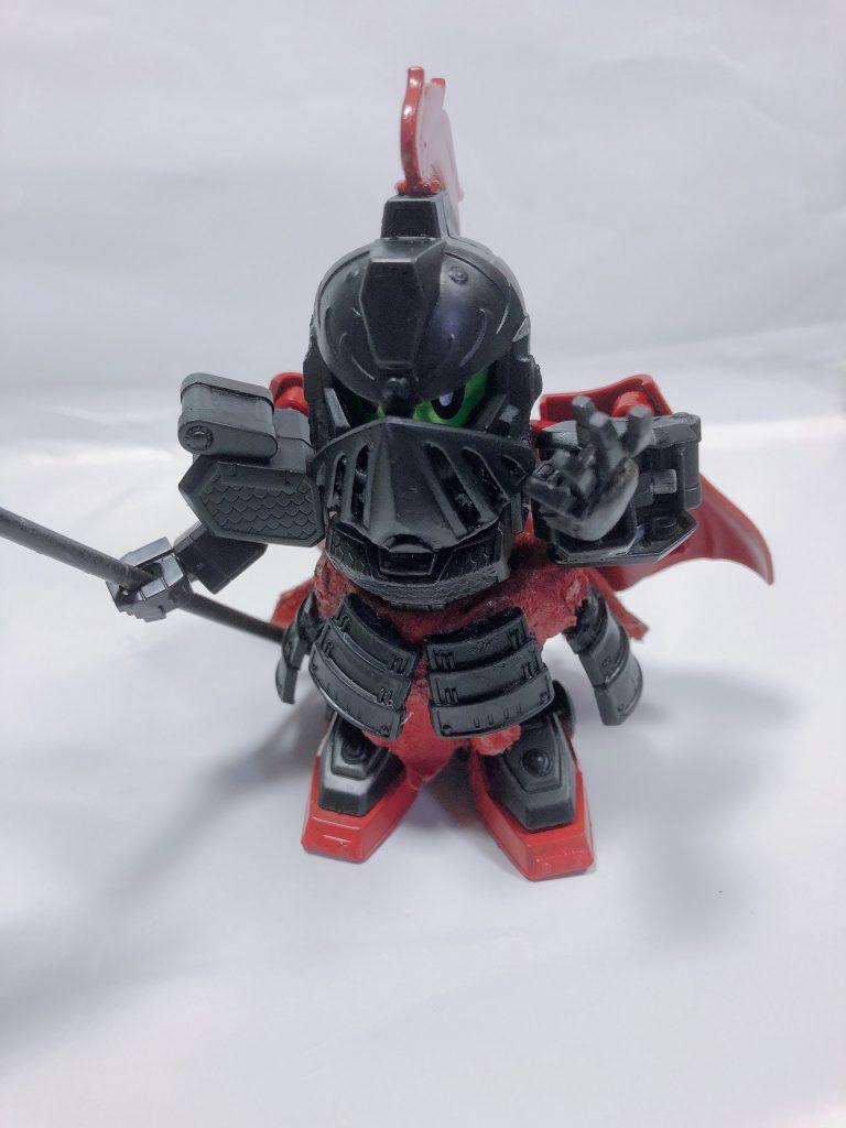 黒騎士ゲボルグ アピールショット3