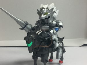 騎士団長 キャンピオン