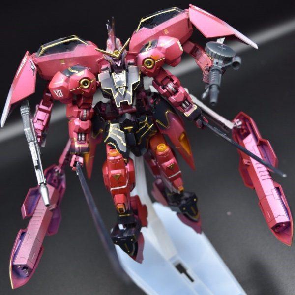 ASW-G-X7 ガンダム ヴィカラーラ