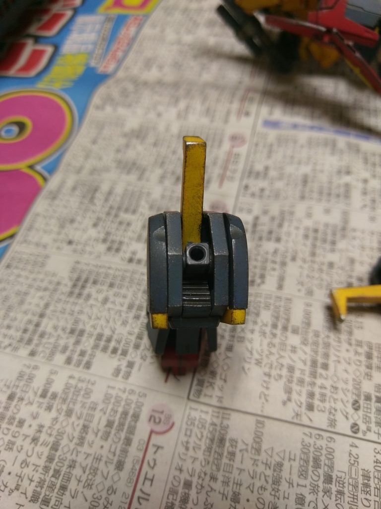 トライオン3 制作工程1