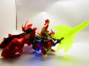 玉帝リバウ/魔蟹ナイチンゲール