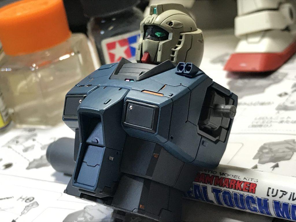 超戦士ガソダム アピールショット8