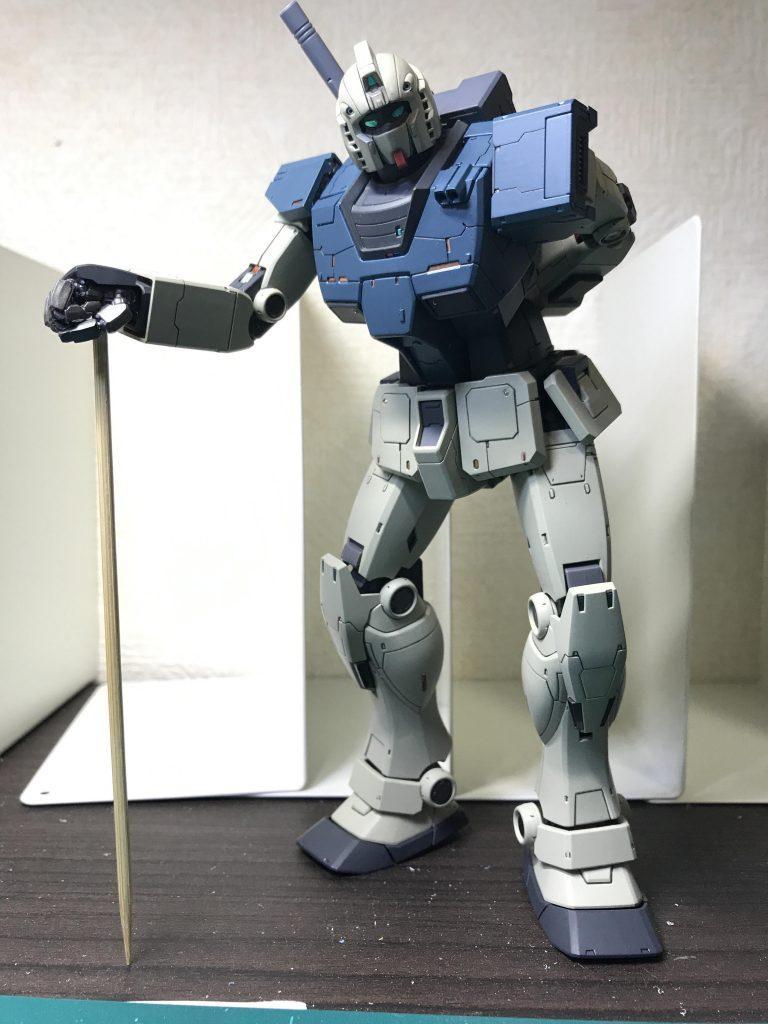 超戦士ガソダム アピールショット5