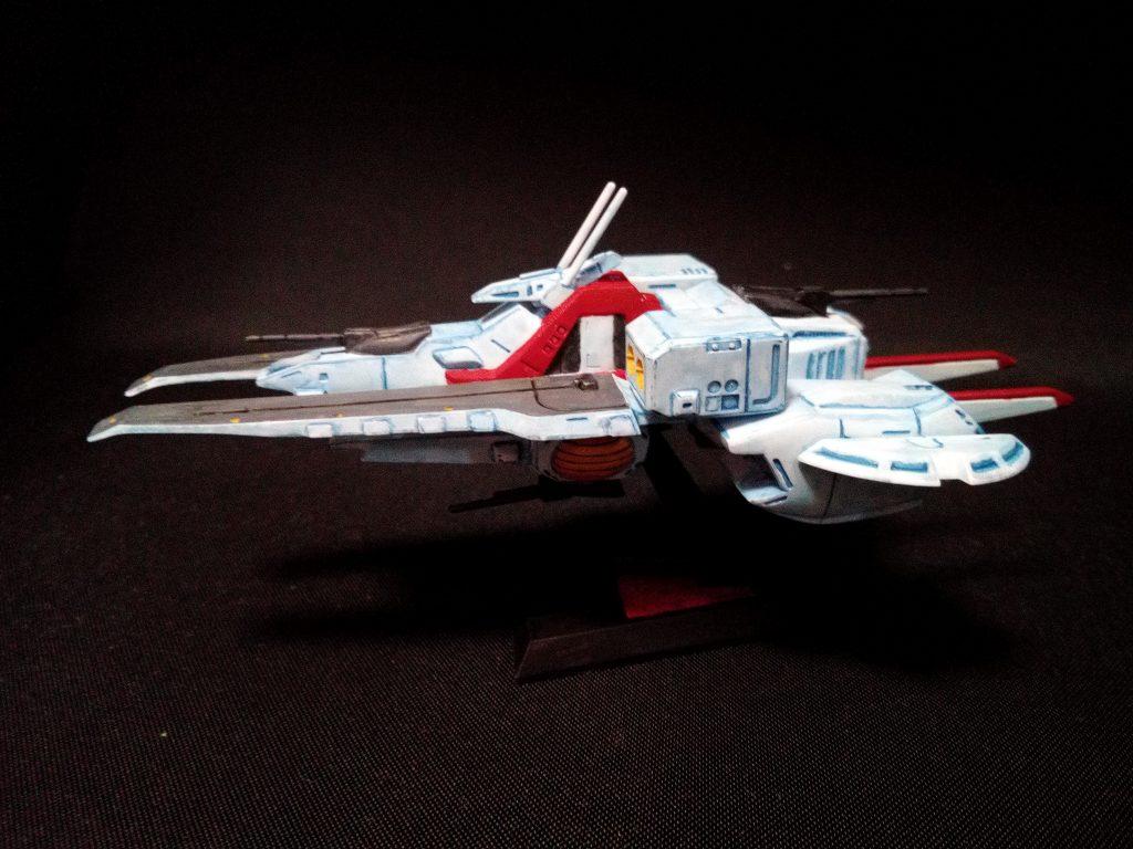 強襲用宇宙巡洋艦 アーガマ