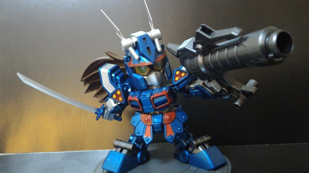 紅武者アメイジング Ver.Prime アピールショット1
