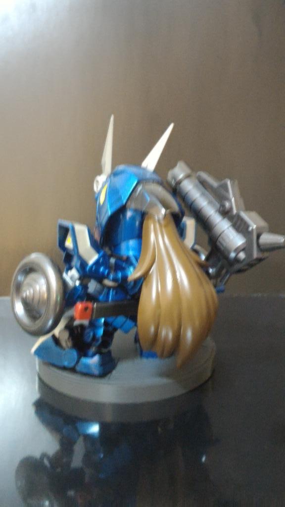紅武者アメイジング Ver.Prime 制作工程1