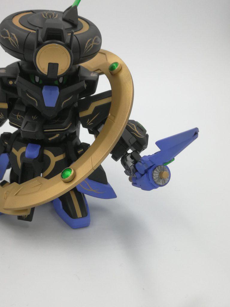 風の黒魔道士 星天ガンダム アピールショット5