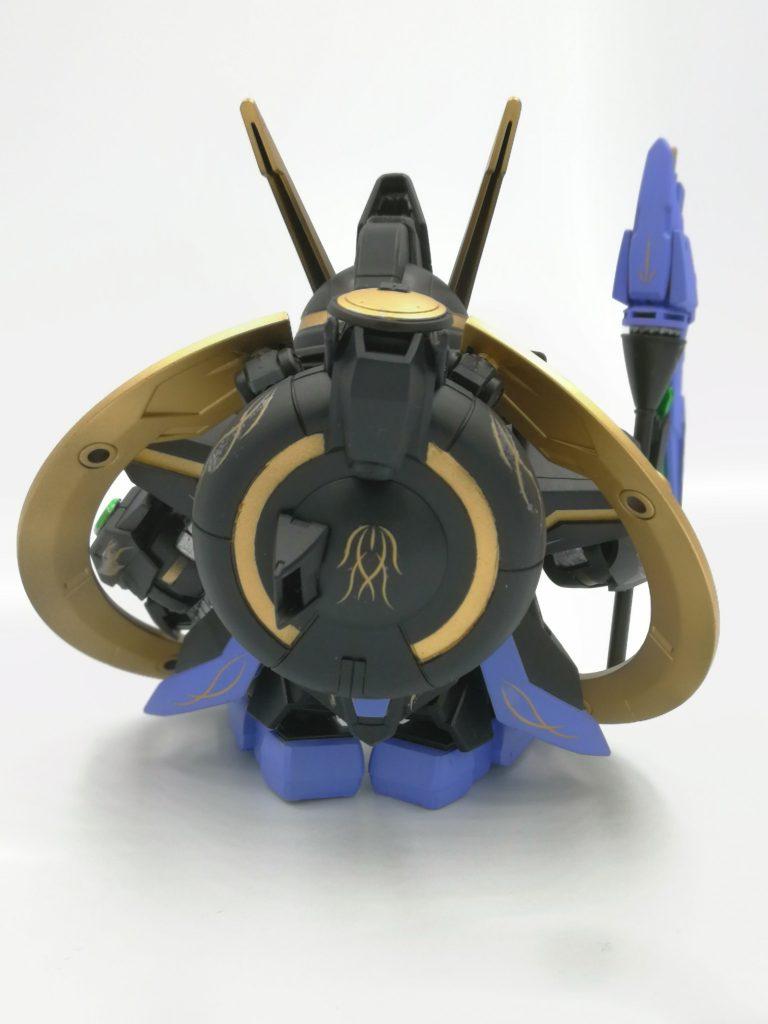 風の黒魔道士 星天ガンダム アピールショット7