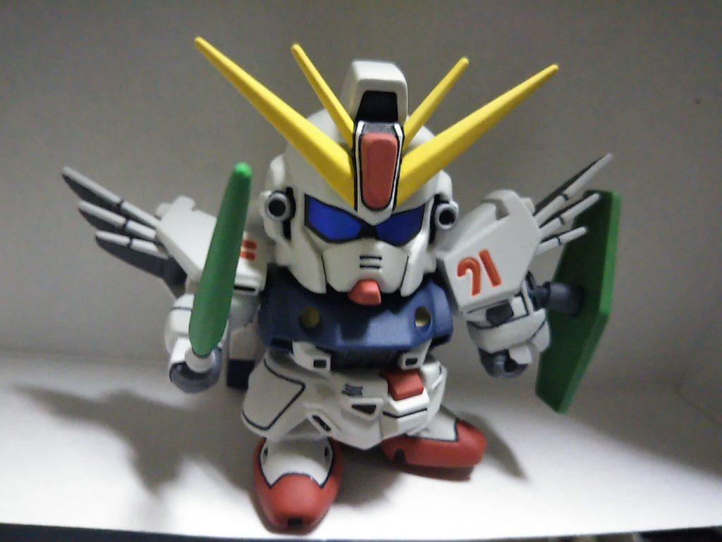SD ガンダムF91 アピールショット2