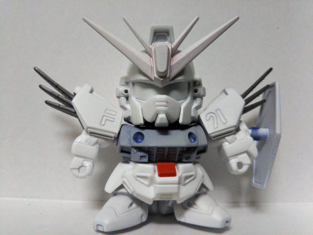 SD ガンダムF91 制作工程2