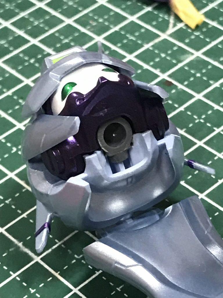 モビルドール サラ 蛍光衣装(とパンツ) 制作工程1