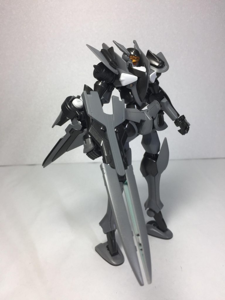GNX-999TS ブレイヴ・シンギュラリティ アピールショット2