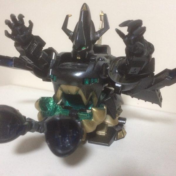 【ポケモンガンプラ】アクジキング