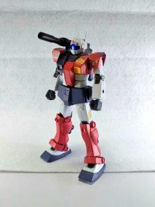 HG ジム・キャノン(空間突撃仕様)