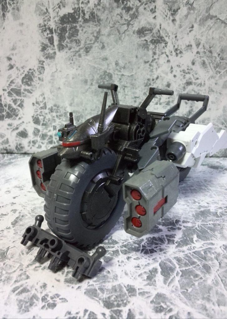 アストレイレッドフレーム 黒鉄(くろがね) アピールショット6