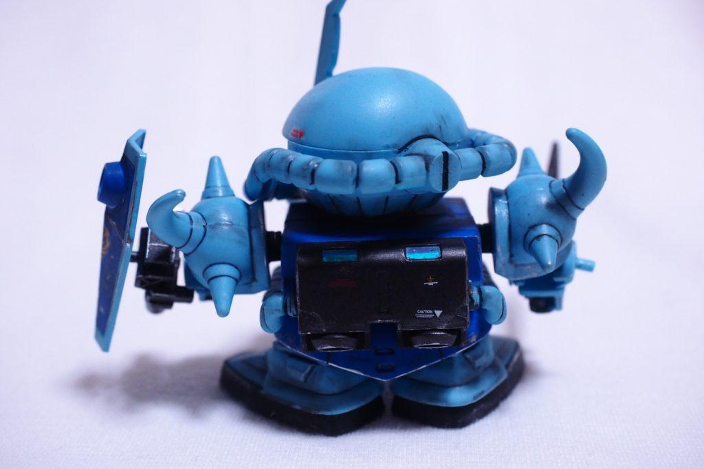 SD  MS-07B-3 グフカスタム アピールショット6