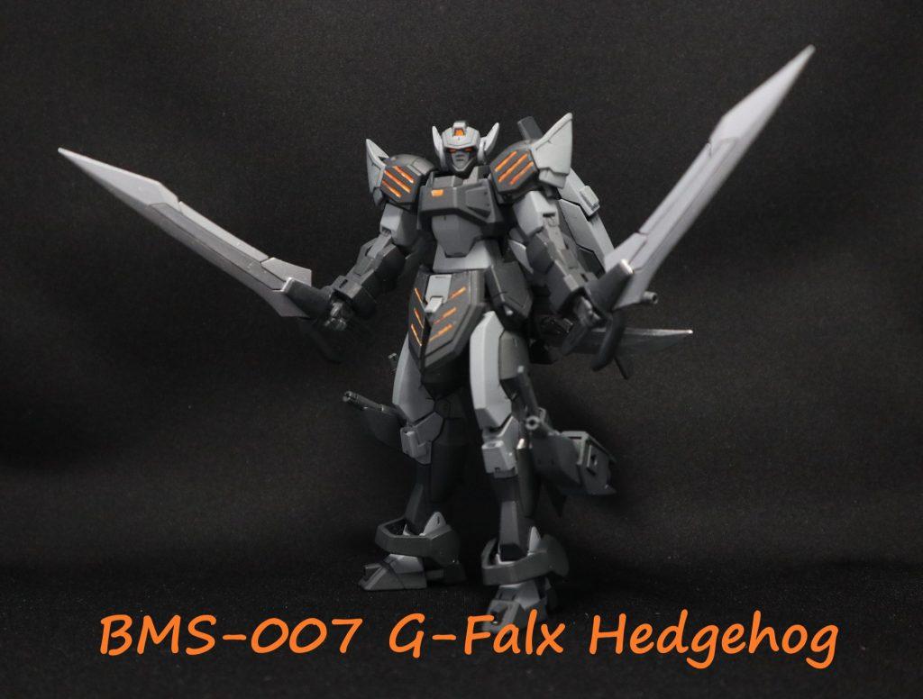 BMS-007 G-Falx  Hedgehog (G ファルクス ヘッジホッグ)