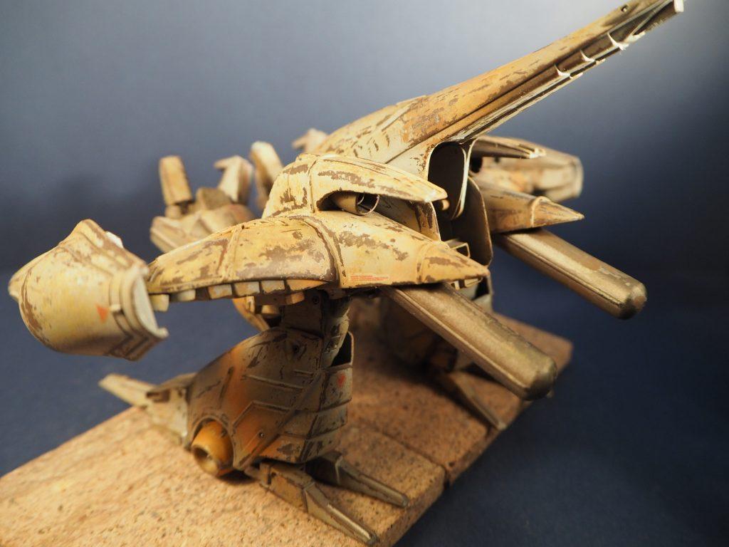 陸戦型ジャムルフィン アピールショット7