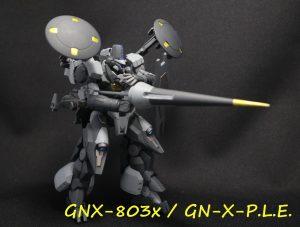 GNX-803x GN-X P.L.E.