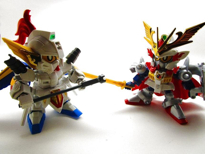 騎士ストライクガンダム/術士フリーダムガンダム