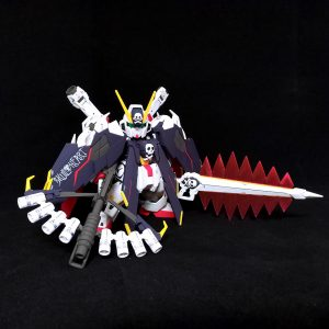 SD Cross Bone Gundam X1 Full Cloth