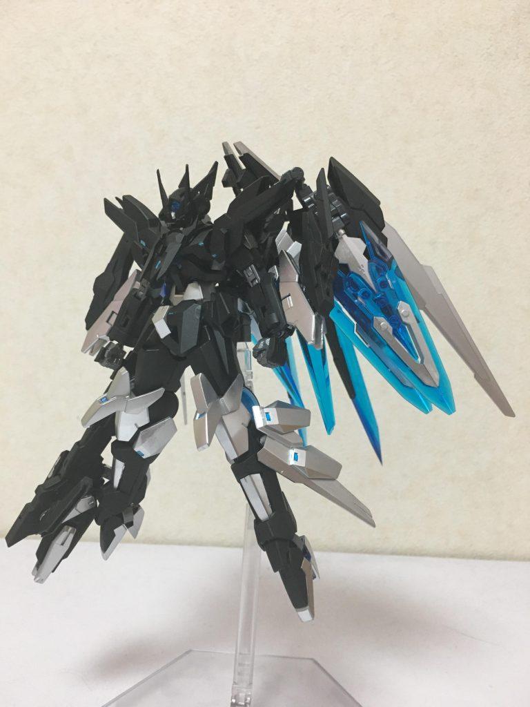 GNtypeΩ-0000 ガンダムネージュ アピールショット1