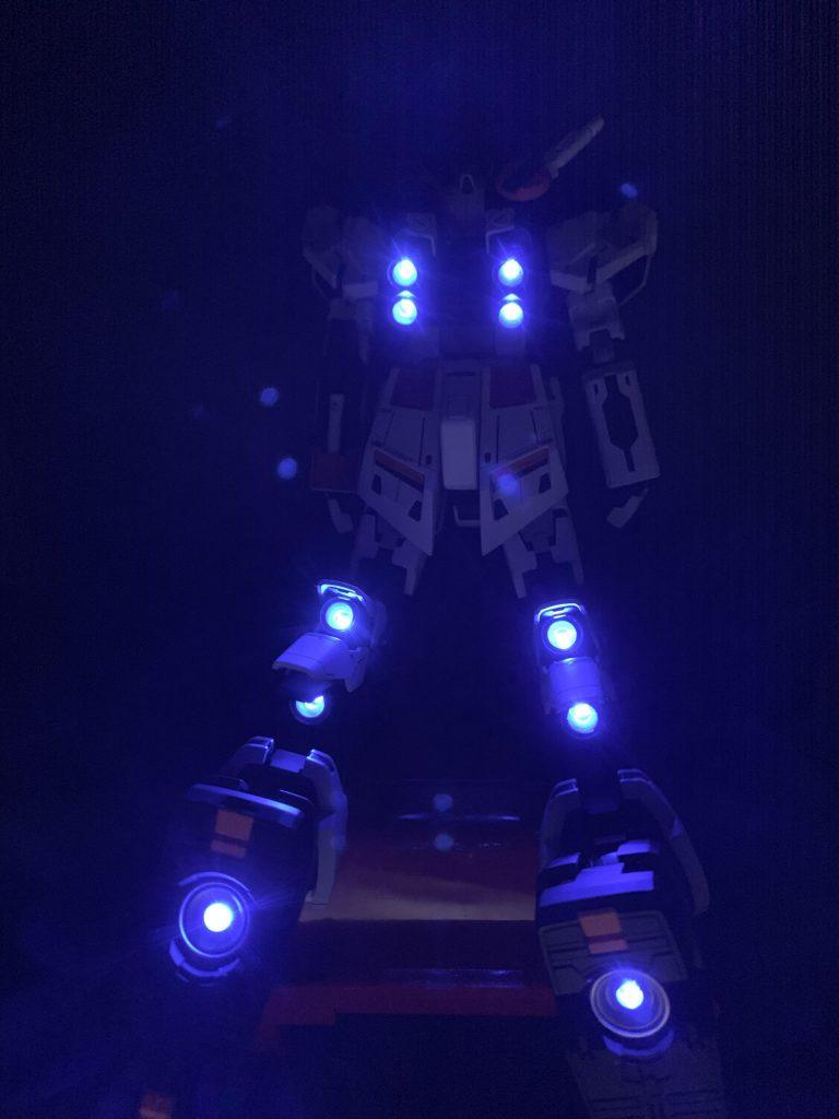 MG νガンダムVer.Ka アピールショット7