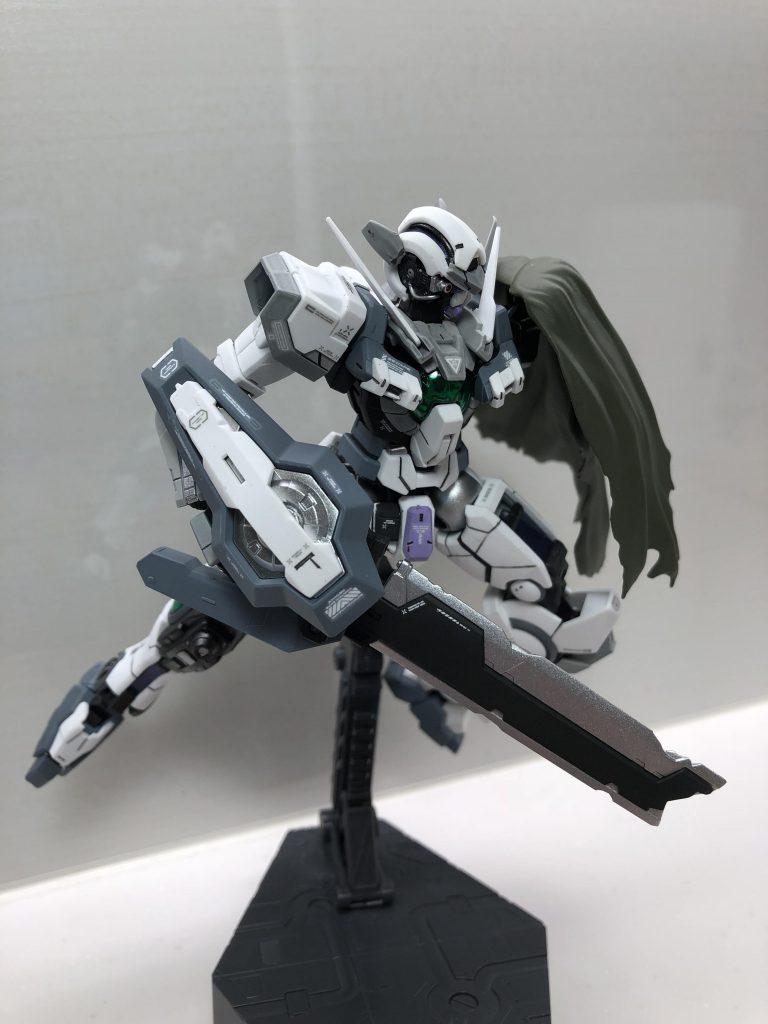 RG 特務隊所属ガンダムエクシアリペア アピールショット6
