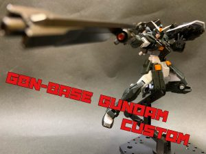 GBN-BASE GUNDAM CUSTOM