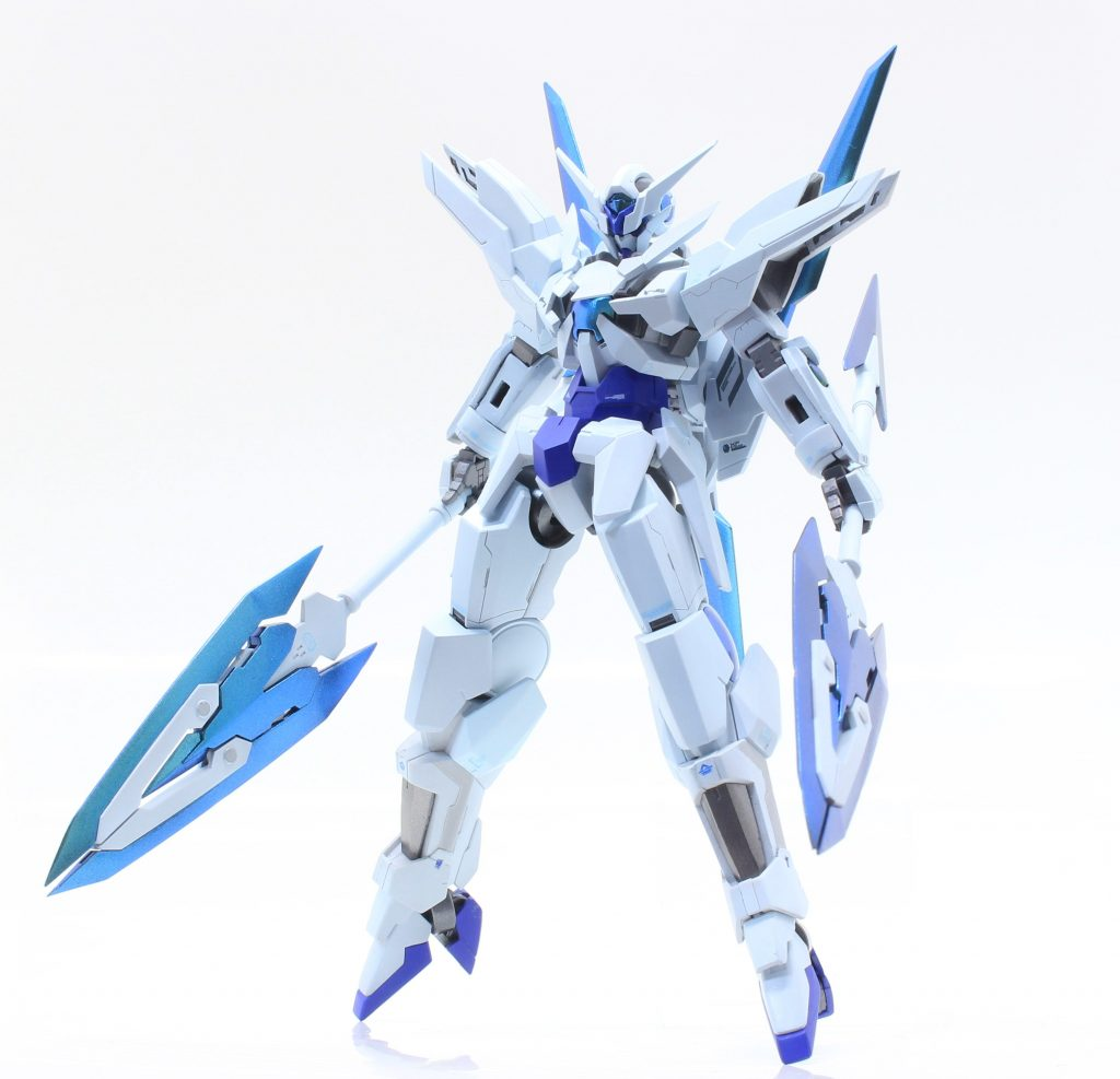Transient Gundam アピールショット2