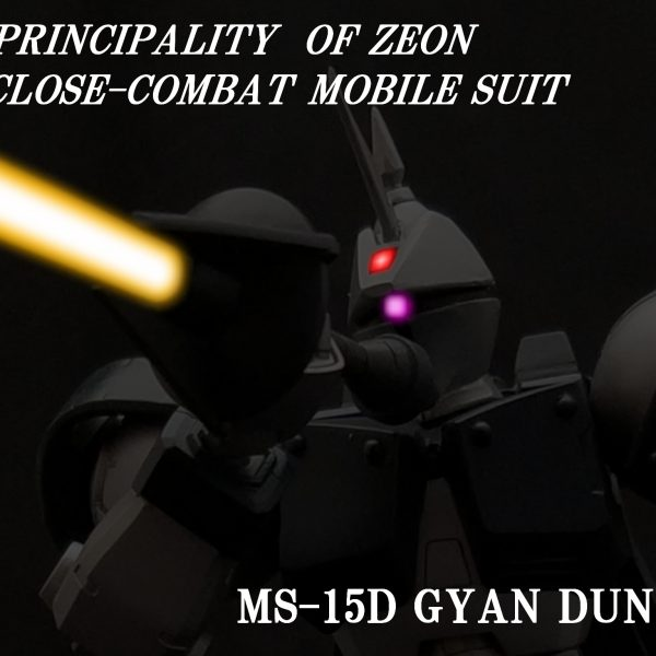 [035]MS-15D ギャン・ドンケル