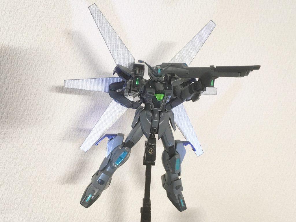 XGX-9900-DS  ガンダムXダブルサテライトキャノン運用試験装備 アピールショット4