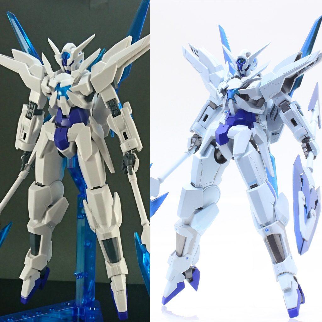 Transient Gundam 制作工程6