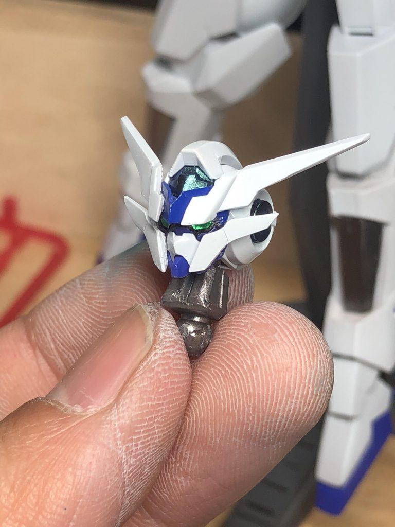 Transient Gundam 制作工程2