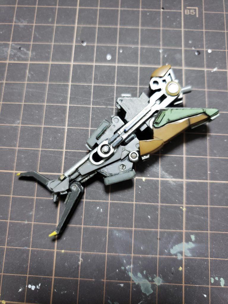 RX-110 ガブスレイ 制作工程2