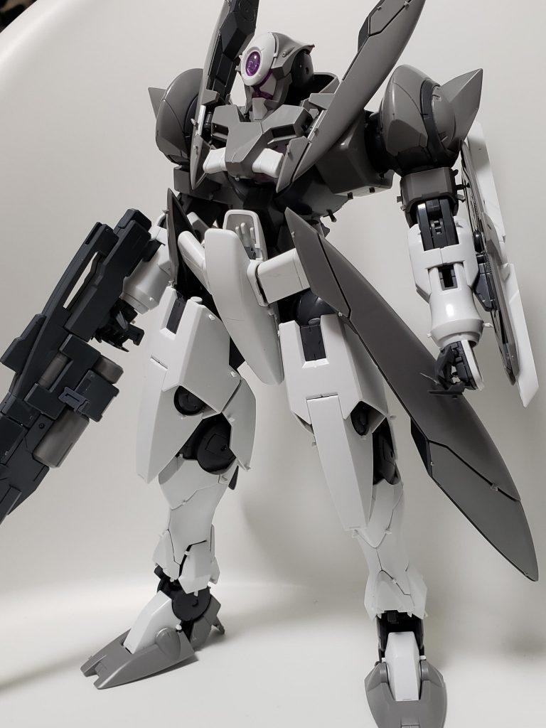 GN-X(グラハム・エーカー専用機) 制作工程1