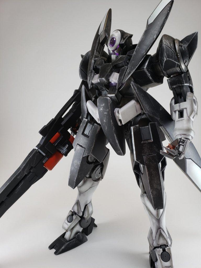 GN-X(グラハム・エーカー専用機) アピールショット1