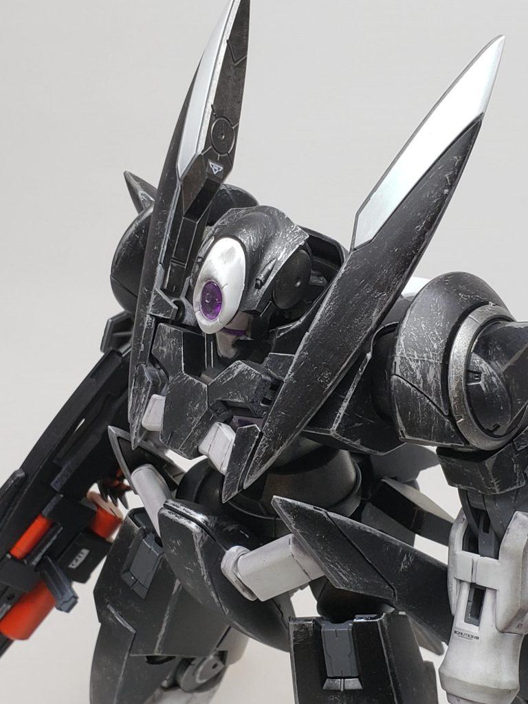 GN-X(グラハム・エーカー専用機) アピールショット2