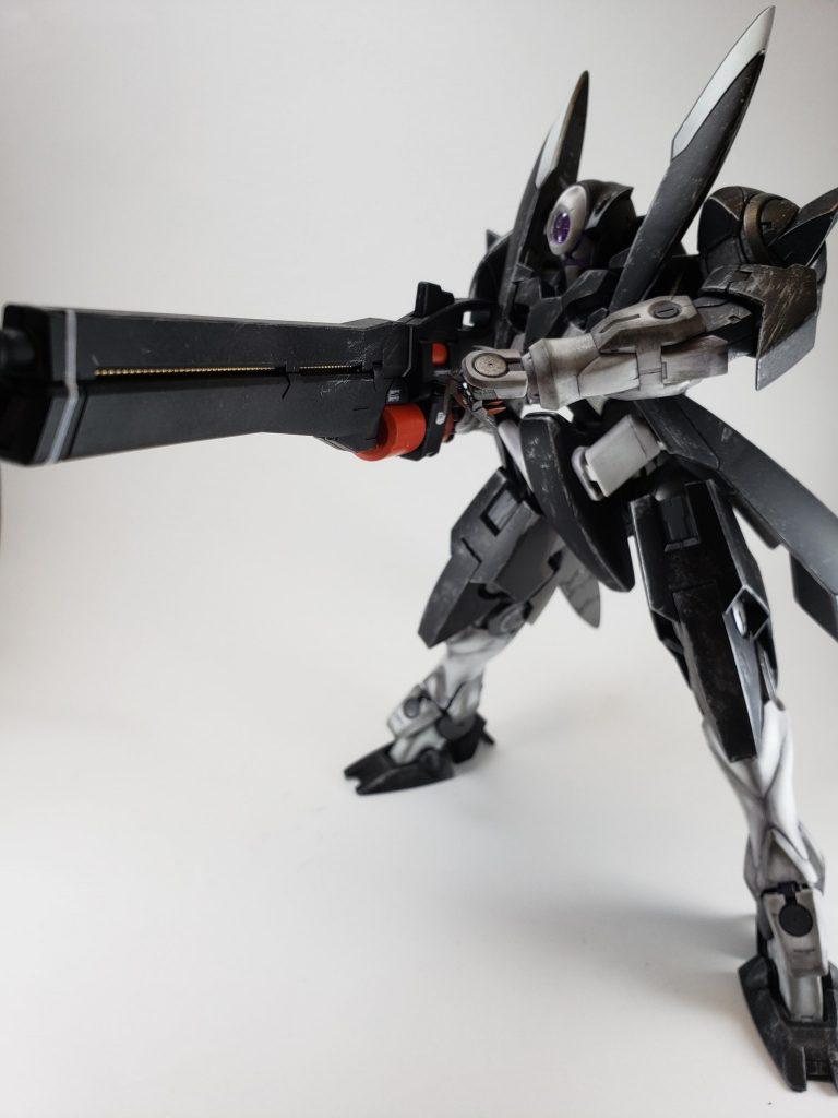 GN-X(グラハム・エーカー専用機) アピールショット3