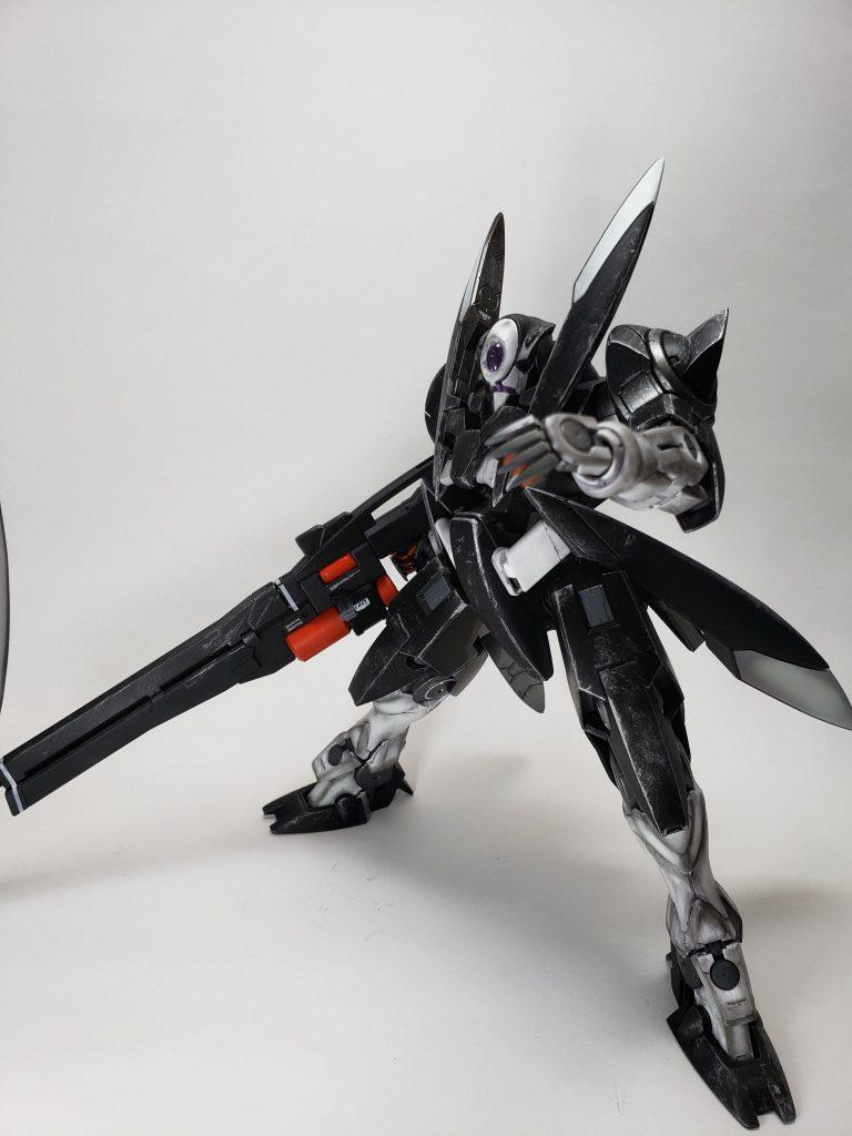 GN-X(グラハム・エーカー専用機) 制作工程2